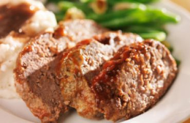 Healthy Meat Loaf