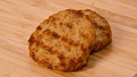 Healthy Recipe: Turkey Sausage Patties