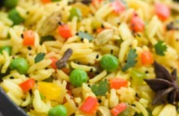 Healthy Recipe: Spring Vegetable and Quinoa Pilaf