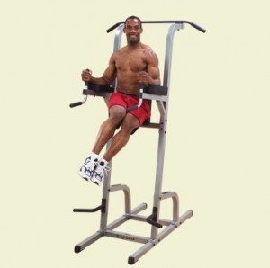 Body Weight Stations are a Basic Home Gym Staple