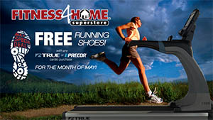 Free Running Shoes for the month of May!