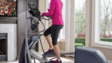 Elliptical of the Month: Precor EFX447
