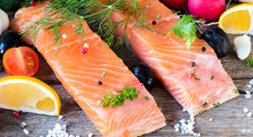 Healthy Eating: Protein-Packed Fish