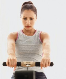 Try this 20 minute Rowing Machine Workout!
