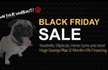 Black Friday Savings at Fitness 4 Home Superstore