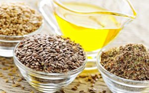 Improve Your Health with Flax Seed Oil