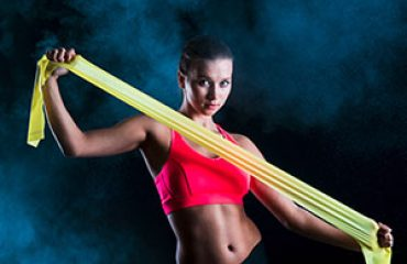Challenge Yourself with Resistance Training