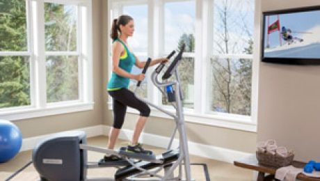 Elliptical of the Month: Precor EFX 245