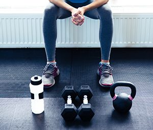 Dumbbell Exercises For Your Glutes