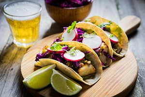 Healthy Recipe: Blackened Tilapia Baja Fish Tacos