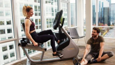 What to Look for When Choosing a Recumbent Bike