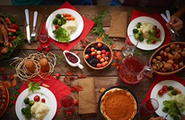 Holiday Eating Tips to Avoid Gaining Weight