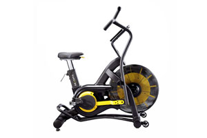 The Benefits of Using An Air Bike for Cardio