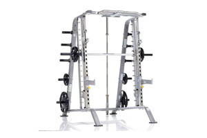 Product Spotlight - Tuff Stuff CSM-600 Basic Smith / Half Cage Combo