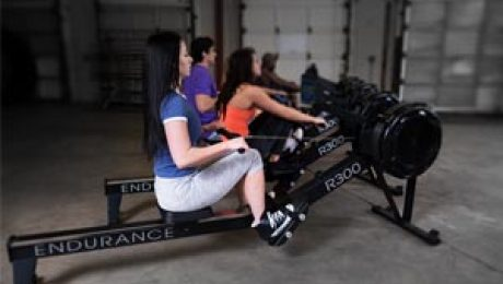 New at Fitness 4 Home Superstore - Body Solid R300 Endurance Rower