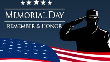 Memorial Day - Remember & Honor