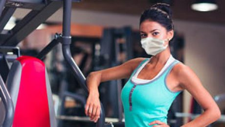 Can You Exercise With A Mask?