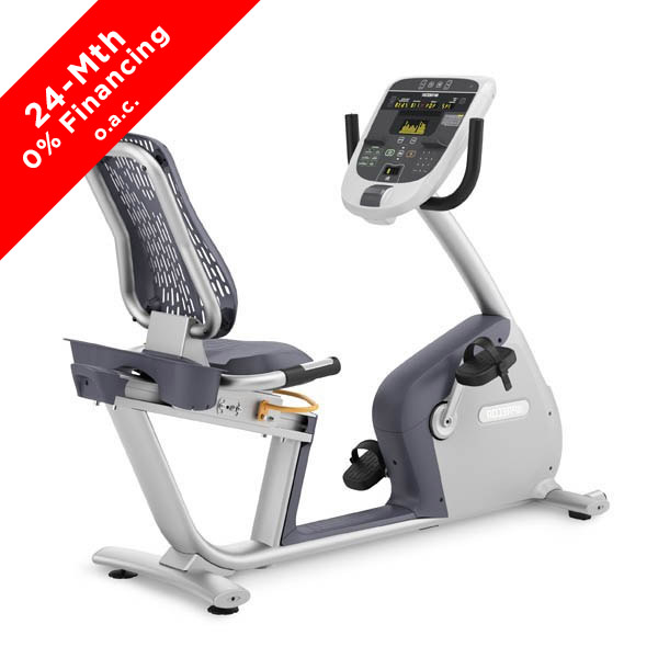 Precor Recumbent Exercise Bikes - Available at Fitness 4 Home Superstore - Chandler, Phoenix, and Scottsdale, AZ