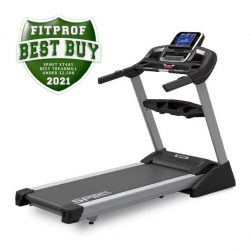 Spirit XT485 Treadmill