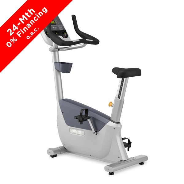 Precor UBK 615 Upright Bike