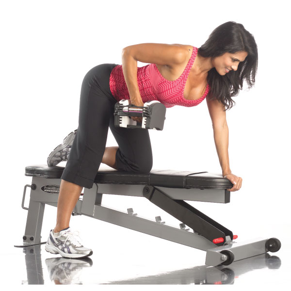 PowerBlock SportBench | Weight Benches | Fitness 4 Home ...
