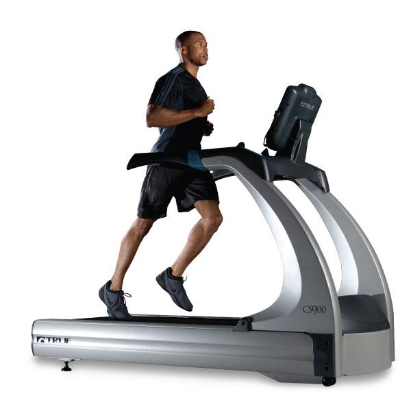 True Treadmills - True CS900 Treadmill cardio workout