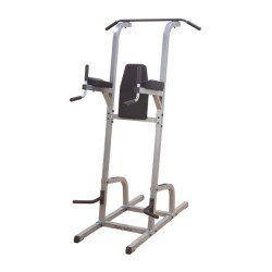 Body-Solid GVKR82 Vertical Knee Raise, Dip, Pull-Up