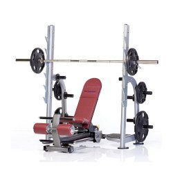 Tuff Stuff PPF-711 4-Way Olympic bench