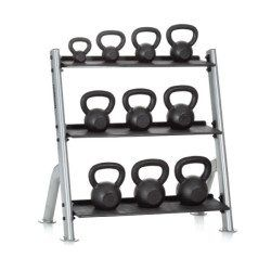Hampton Fitness KB-3T Kettlebell Rack