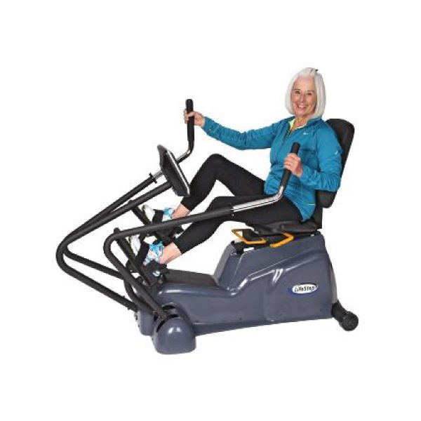 HCI LifeStep - Recumbent Steppers