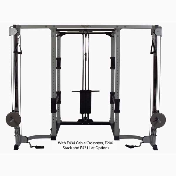 bodycraft f430 power rack weight cages and racks