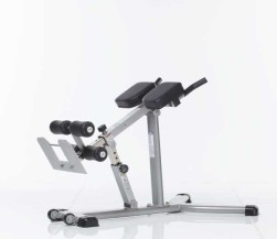 TuffStuff CHE-340 angle view - Available at Fitness 4 Home Superstore - Chandler, Phoenix, and Scottsdale, AZ. Locations close to Tempe, Peoria, Glendale, & Mesa!