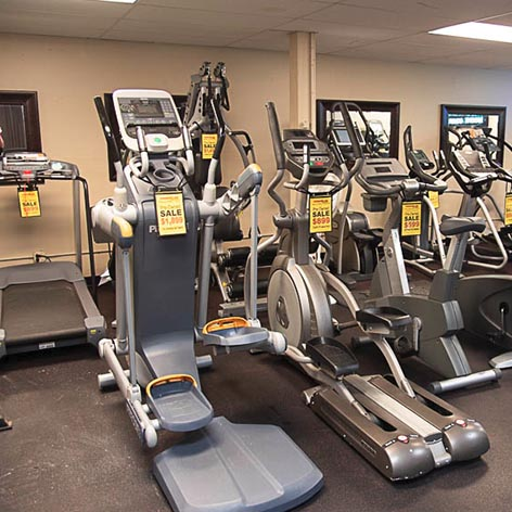 Pre Owned Cardio Equipment - Available at Fitness 4 Home Superstore - Chandler, Phoenix, and Scottsdale, AZ