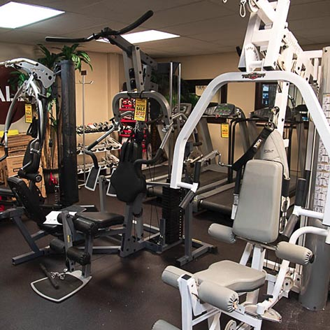 Pre-Owned Strength Equipment - Available at Fitness 4 Home Superstore - Chandler, Phoenix, and Scottsdale, AZ
