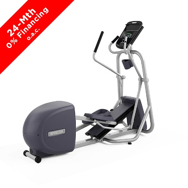 Precor Efx 245 Elliptical Fitness 4 Home Superstore