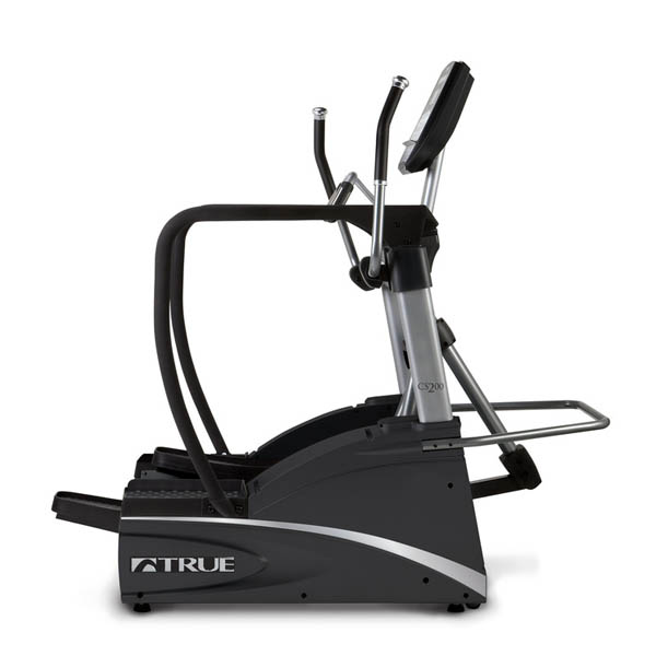 True Traverse Elliptical: TuffStuff PPD-830 Leg Press / Hack Squat