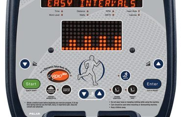 Emerge LED - Elliptical  - Commercial Gym Equipment from Commercial Fitness Superstore of Arizona.