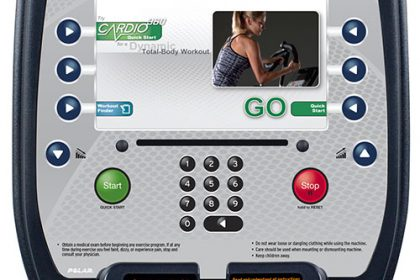 Escalate 9 - Elliptical  - Commercial Gym Equipment from Commercial Fitness Superstore of Arizona.