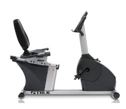True PS100 Commercial Recumbent Bike  - Commercial Gym Equipment from Commercial Fitness Superstore of Arizona.