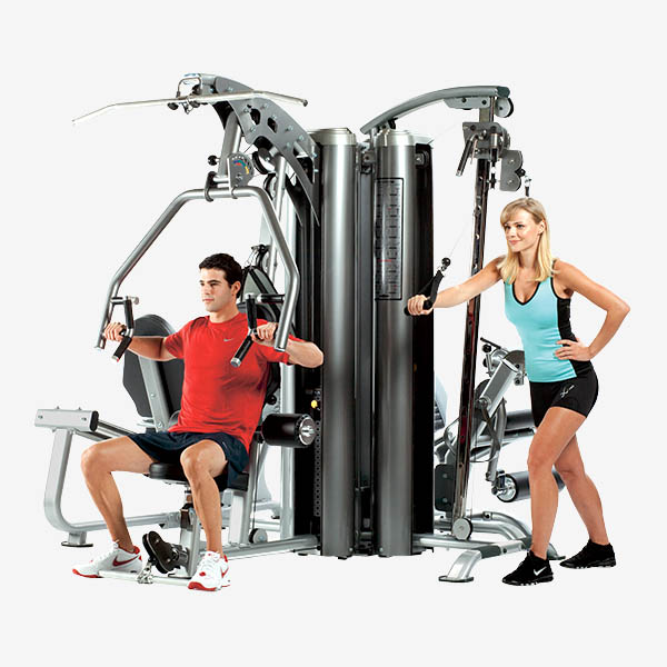 Tuff Stuff AP-7000 Multi-Stations & Jungle Gyms