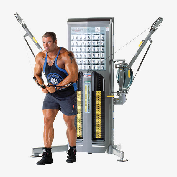 Tuff Stuff PPMS-245 Functional Trainers