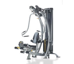 Tuff Stuff SXT-550 Light Commercial Multi-Station Gym  - Commercial Gym Equipment from Commercial Fitness Superstore of Arizona.