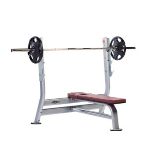 TuffStuff PPF-707 Olympic Flat Bench at Commercial Fitness Superstore of Arizona.