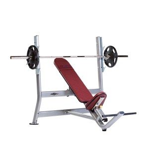 TuffStuff PPF-708 Olympic Incline Bench at Commercial Fitness Superstore of Arizona.