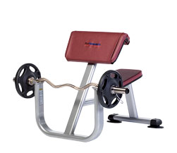 TuffStuff PPF-706 Preacher Curl Bench at Commercial Fitness Superstore of Arizona.