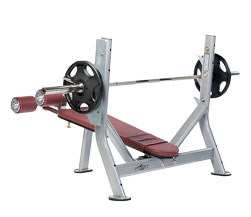 TuffStuff PPF-709 Olympic Decline Bench at Commercial Fitness Superstore of Arizona.
