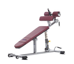 TuffStuff PPF-714 Adjustable Decline Bench at Commercial Fitness Superstore of Arizona.