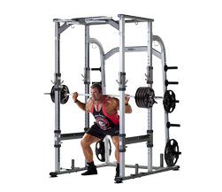 TuffStuff PPF-800 Deluxe Power Rack at Commercial Fitness Superstore of Arizona.