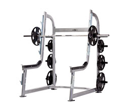 TuffStuff PPF-850 Squat Rack at Commercial Fitness Superstore of Arizona.