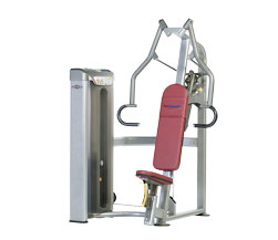 TuffStuff PPS-200 Chest Press at Commercial Fitness Superstore of Arizona.